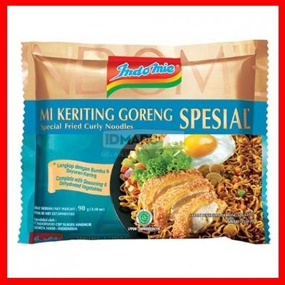 5 pcs indomie keriting goreng special