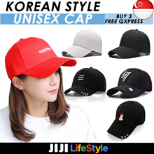 BUY 3 FREE QXPRESS★Korean Style CAP★ Premium Quality Fast Shipping ★Snapback/Military Cap/Plain Cap