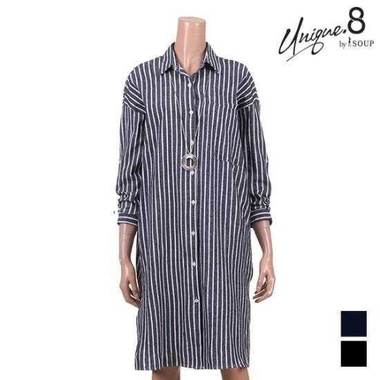 森SOUPSTカジュアルルージュシャツ、ワンピースSTJOP09 面ワンピース/ 韓国ファッション