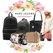 [Marc Jacobs] Genuine Marc Jacobs Bag Limited style Lady Handbag Women Shoulder Bag Backpack