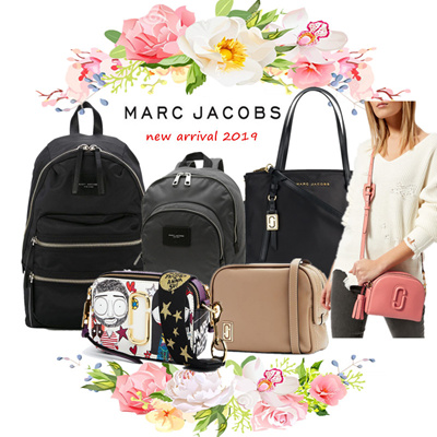Marc Jacobs  Genuine Marc Jacobs Bag Limited style Lady Handbag Women Shoulder  Bag Backpack cc2c927f92867