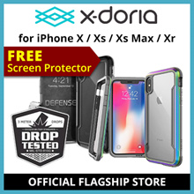Xdoria Official Store! iPhone X / Xs / Xs Max / Xr Drop Tested Cases X-Doria Cases  FAST DELIVERY