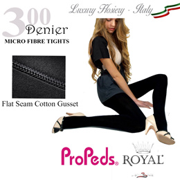[Propeds-Royal 4052] 300 Denier Opaque Winter Wear Thermal Tights Legging/Leggings NEW!