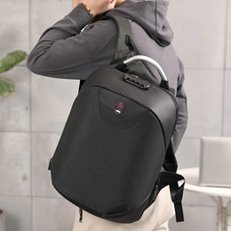 Multi-Functional Anti-Theft Backpack High-Capacity Laptop Bag With USB