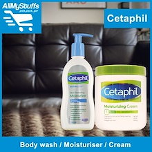 【Cetaphil】gentle skin cleanser/moisturizing cream/daily advanced lotion