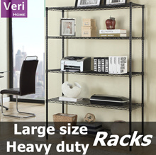 【Large size Boltless Heavy Duty Shelving Rack!】Big capacity and solid built/ Bombshelter Storeroom