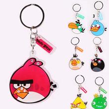 ★ Gantungan kunci ★ Key chain ★ Angry bird ★ acrylic ★ swarovski ★ halloween ★