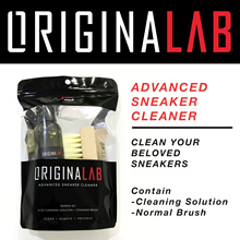 ★SNEAKER CLEANING KIT ★ Originalab Advanced Cleaning Kit ★ SHOE CLEANING SOLUTION  ★ PREMIUM BRUSH ★