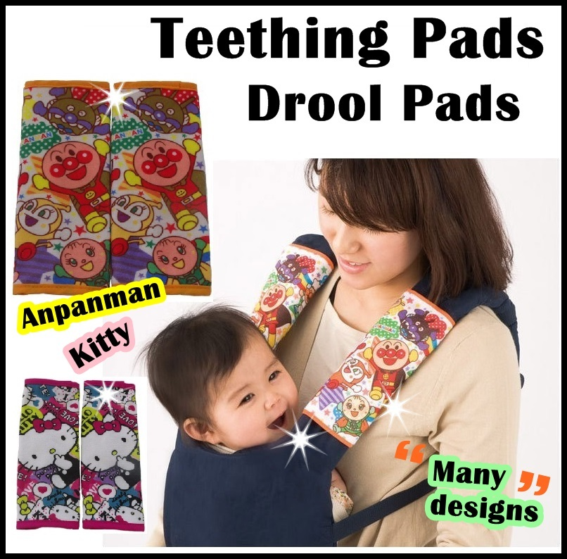 drool pads for carrier