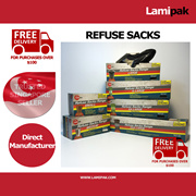 Refuse Sacks [ 5 sizes available ]-local seller-
