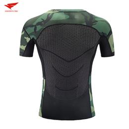 486ef9271 Men Running T Shirt Short Sleeve Camping Climbing Football Basketball  Shirts Outdoor Sports Hiking