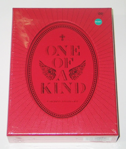 G-Dragon (BigBang) - G-Dragons Collection: One Of A Kind DVD (2Disc+Booklet+Limited Standing Paper)
