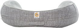 [ERGOBABY] NCAGRY - Natural Curve Nursing Pillow Cover, Heathered Grey