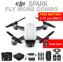 SPARK Fly More COMBO ★ Authorized SG Dealer ★ International Warranty ★