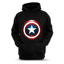 CAPTAIN AMERICA Superhero Avengers DC Marvel Hoodie Sweater Jacket 1