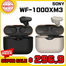 Sony WF-1000XM3 Truly Wireless Bluetooth Earbuds WF1000XM3
