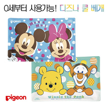 [PIGEON] Disney Cool pillow available from 0 years old / Pigeon / Cool pillow for infants / Japanese fastball