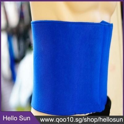 33cb684436 Qoo10 - Yosoo Waist Trimmer Belt - Neoprene Waist Sweat Band for Slimmer  Water Weight Loss Mobile Sauna Tummy Tuck Belts Black Search Results ...