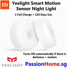 Yeelight Rechargeable Motion Sensor Nightlight - Xiaomi Mi Night Light