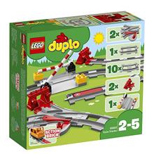 Lego LEGO Duplo train rail railway 10882