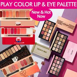 [Etude House]★Play Color Eye Cherry Blossom★10 color eyeshadow★