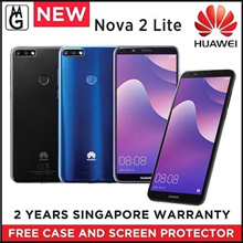 HUAWEI NOVA 2 LITE Smartphone / Local Warranty / 3GB RAM / 32 GB ROM. Case/ S.Pro