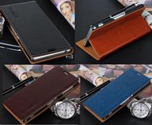 Leather case Sony Xperia Z Z1 Z2 Z3 Z Ultra T2 C C3 Z5 Dual Z4