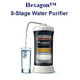Hexagon 8-Stage Water Purifier