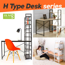1200/1500mm 1820H/Desk Series★Student Desk★Furniture★Table★Steel Frame★shelf