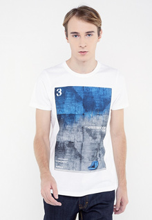 3Second Men Tshirt 1511 115111812PT