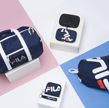 [FILA] Authenticity bag / fila heritage bag / fabric bag / Roll Bag / Gym bag / Passfort Cross bag