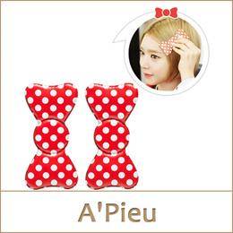 [A Pieu] APieu Velcro Hair Pads 2pcs (1pack)
