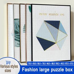 Photo Frame /    Narrow Edge Puzzle Photo Frame