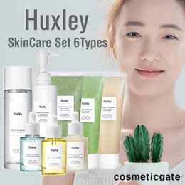 huxley skincare set ★6 types★