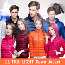 ・Ultra value・UL TRA LIGHT Down Jacket/Foldable Down Jacket/Travel Coat/Winter down jacket