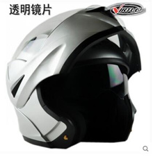 Dual lens motorcycle helmet visor exposing ran racing helmet full helmet summer and winter helmet me