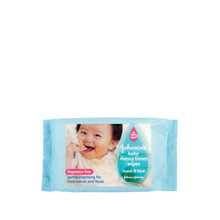 BABY FRAGRANCE FREE CLOTH WIPE 3 X 20S 3X20 S