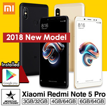 Xiaomi Redmi Note 5 Pro High Edition 6GB/64GB * 4GB/64GB * 3GB/32GB