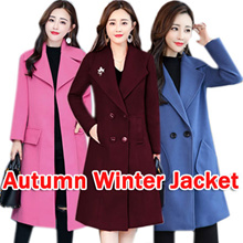 2018 *New Arrival* fashion Spring Autumn Winter Jacket Trench Coat / Winter Jacket / Jacket coat/