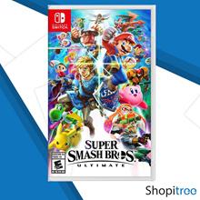 Nintendo Switch Best Seller! Super Smash Bros. Ultimate. Local Stocks!