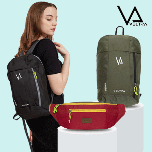 ?Clearance Sale? Tas Ransel Veltra 10L?Backpack? Deals for only Rp39.000 instead of Rp100.000