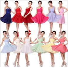 2018 Wedding Dress ★ Formal Evening Gown ★ Bridesmaid Dress ★ Dinner Dress ★ Chiffon Dress