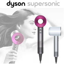 Dyson Supersonic HD01 Hair Dryer 3 Speed settings and 4 Heat settings(Refurbished)