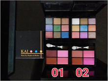 [BE409/KOTAK] EYE SHADOW + BLUSH ON KAI / EYESHADOW sj0066