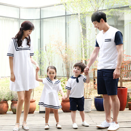 [HowRU] ★Summer Premium Family Look★ High Quality Family clothes / Kids Boy Girl