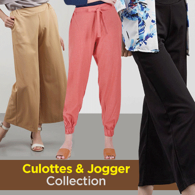 CULLOTES AND JOGGER COLLECTION // CLEARANCE SALE Deals for only Rp32.000 instead of Rp32.000