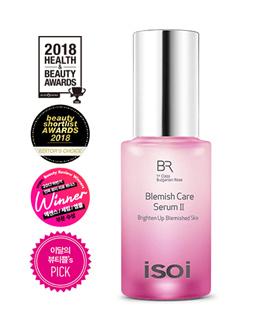 iSOi BR(Bulgarian Rose) Blemish Care Serum II Brighten Up Blemished Skin 20ml