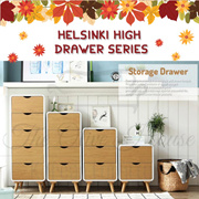AMAYZING MAY / [NEW PRODUCT] HELSINKI HIGH  DRAWERS COLLECTION / 2 /3/4/5