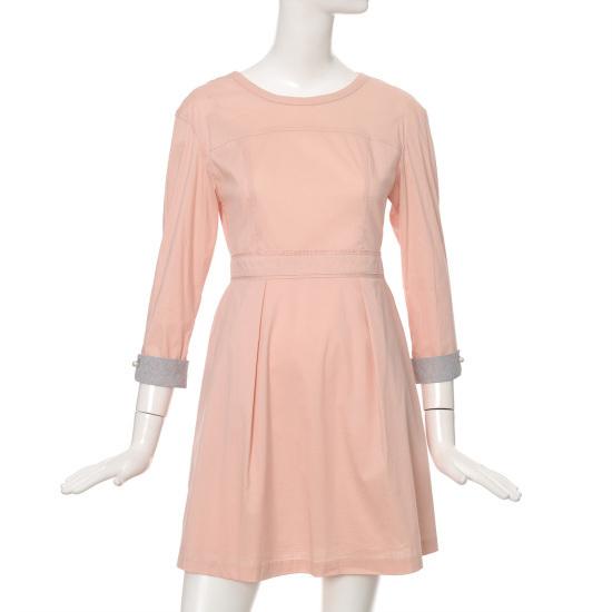 ケネス・レディーポルラノワンピースEGOPGI94 面ワンピース/ 韓国ファッション