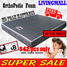 QUEEN SIZE 6INCH FOAM MATTRESS | FAST DELIVERY | ALL SIZES AVAILABLE